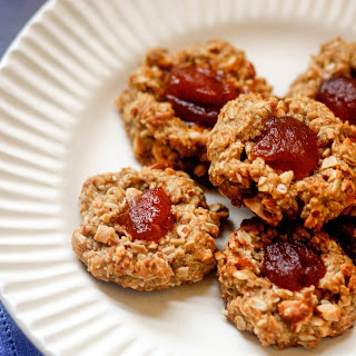 Life-Changing Vegan Thumbprint Cookies.