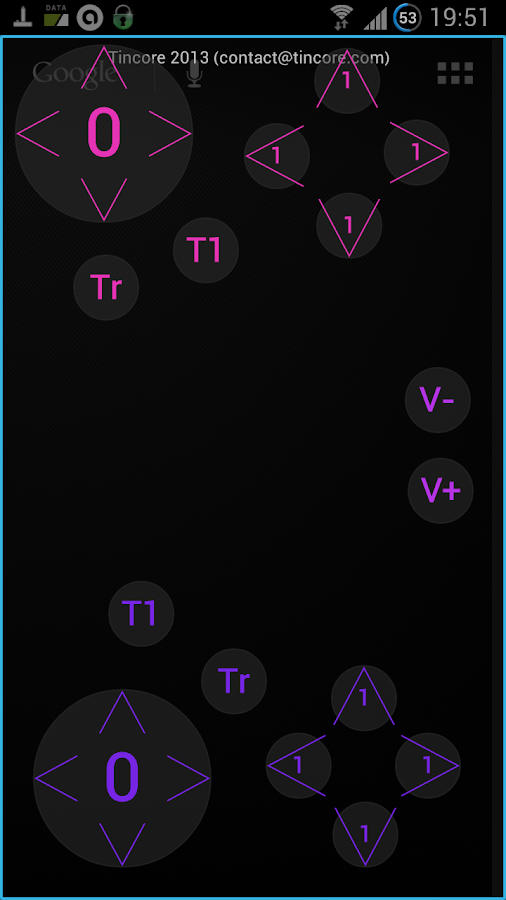 Tincore Keymapper - screenshot