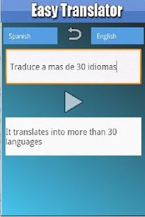 Easy Translator - screenshot thumbnail