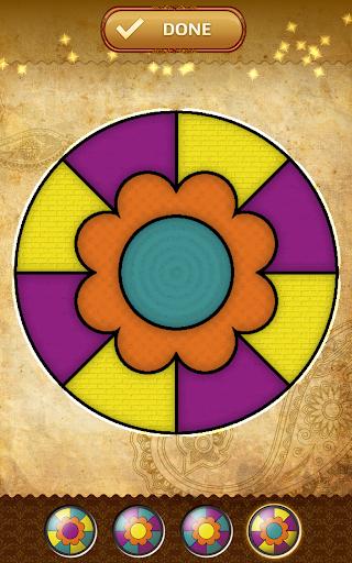 Mandalas - memory trainer