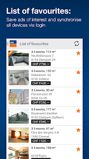 ImmoScout24 Switzerland - screenshot thumbnail