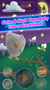 Baby Sleeping Music Free- screenshot thumbnail