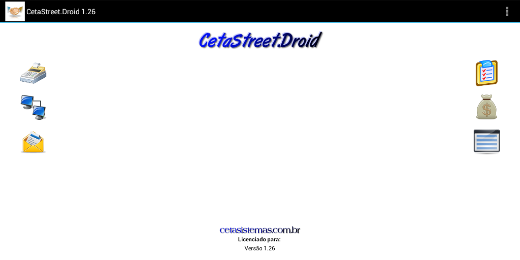 CetaStreet.Droid - screenshot