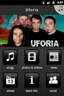 Uforia - screenshot thumbnail
