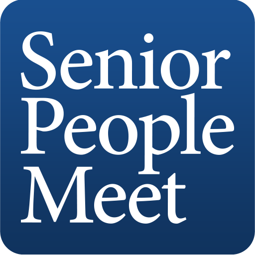 Senior People Meet Dating App