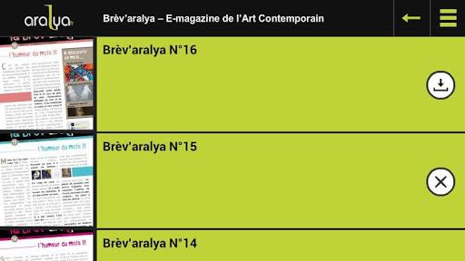 【免費新聞App】ARALYA-APP點子