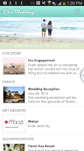 Tie the Knot App- screenshot thumbnail