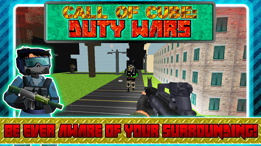 Call Of Cube: Duty Wars