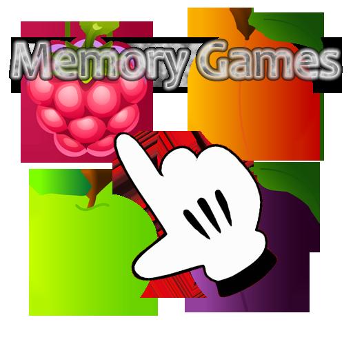 水果記憶訓練的孩子們 休閒 App LOGO-硬是要APP
