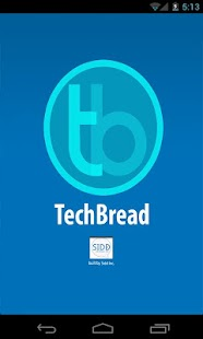 TechBread - screenshot thumbnail