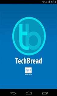 TechBread - screenshot thumbnail