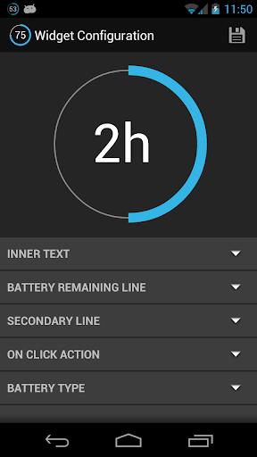 Battery Widget Reborn Classic