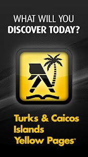 Turks & Caicos Yellow Pages - screenshot thumbnail