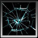cracked screen icon