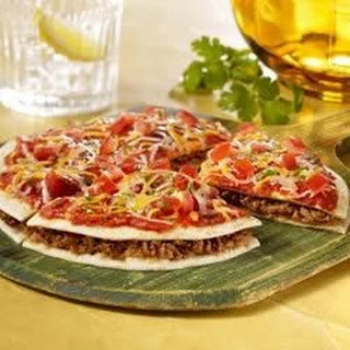 Mission Mexican Pizza.