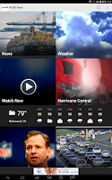 Screenshot of WCBD News