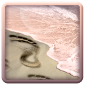 Footprints in the Sand LWP icon