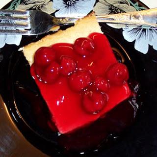 Italian Ricotta Cheesecake.