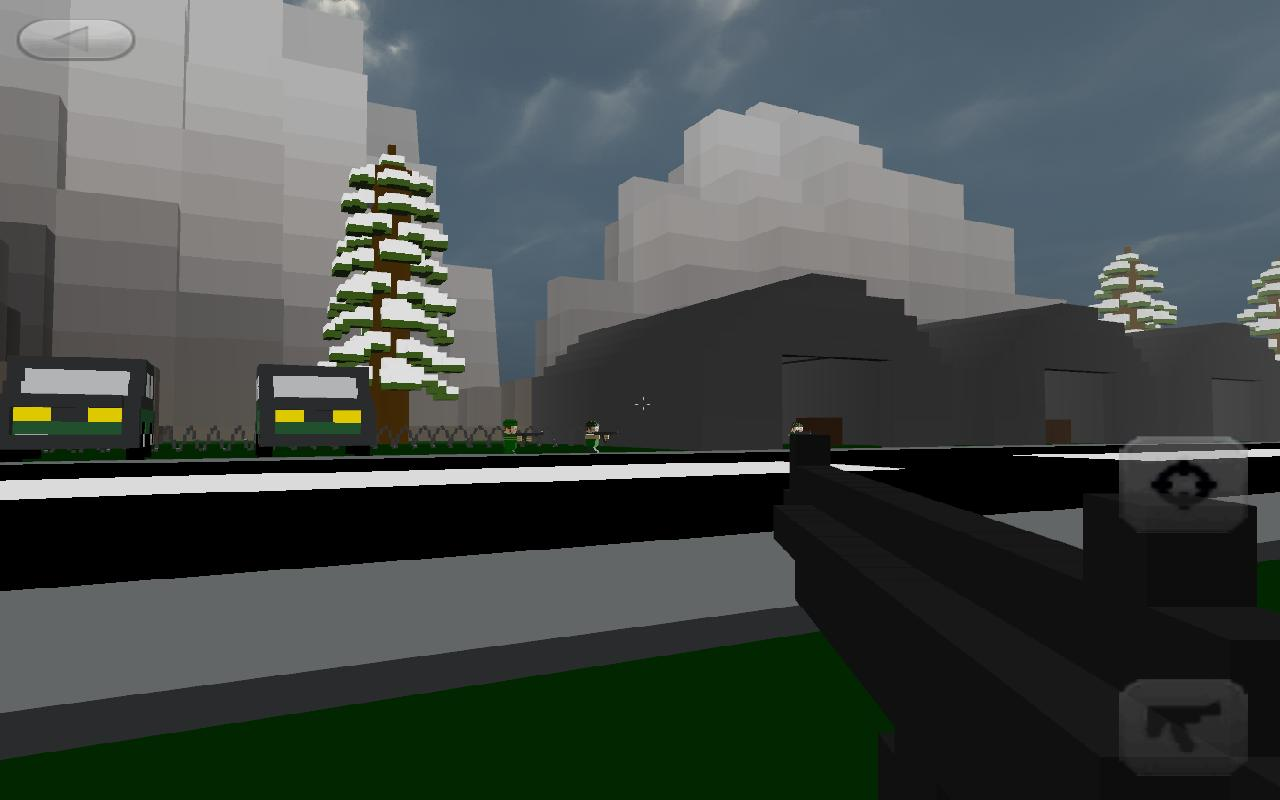 Block Ops - screenshot