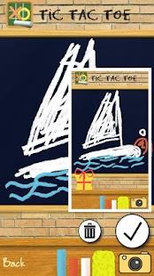 TIC TAC TOE Chalkboard PRO - screenshot thumbnail