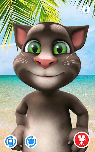 玩免費通訊APP 下載汤姆猫的Messenger app不用錢 硬是要APP