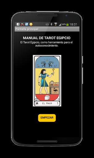Manual Tarot Egipcio
