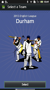 Hit Wicket Cricket English Cup - screenshot thumbnail