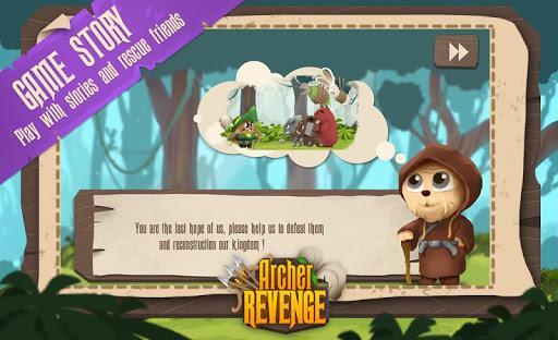Archer Revenge
