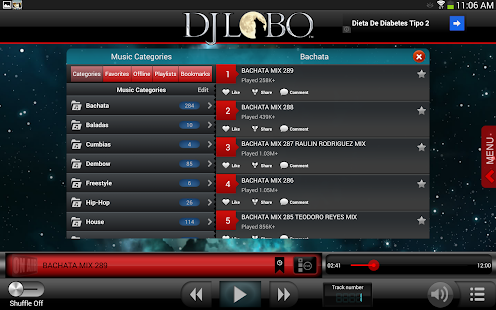 DJ Lobo - screenshot thumbnail