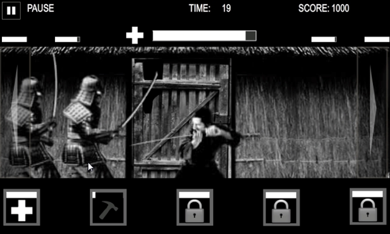 Devil Sword Samurai Free- screenshot
