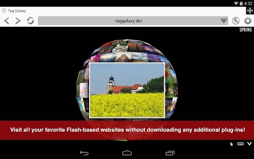 Photon Flash Player & Browser- screenshot thumbnail