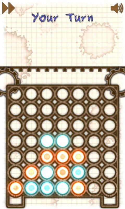 StrikeFour (Connect 4)- screenshot