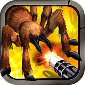 Monster Spider Shooting 3D