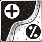 Math Solver Mental calculation icon