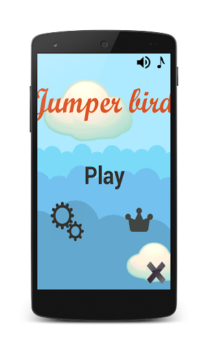 Jumper bird