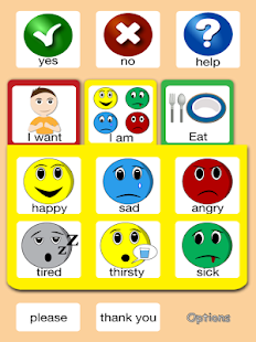 Gabby Tabs - AAC for Kids- screenshot thumbnail