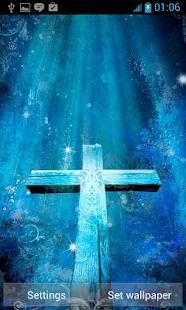 Bůh Živá Tapeta - náhled