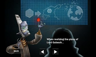 Screenshot of Stellar Escape Lite