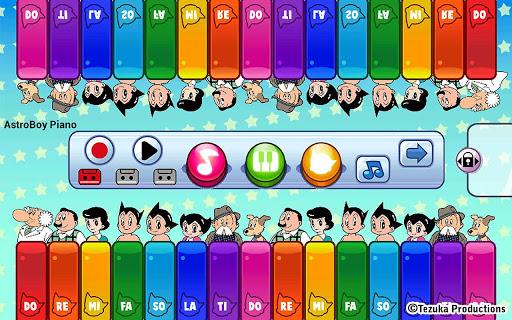 玩免費教育APP|下載アストロボーイ ピアノ app不用錢|硬是要APP