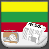 Lithuania Radio and Newspaper