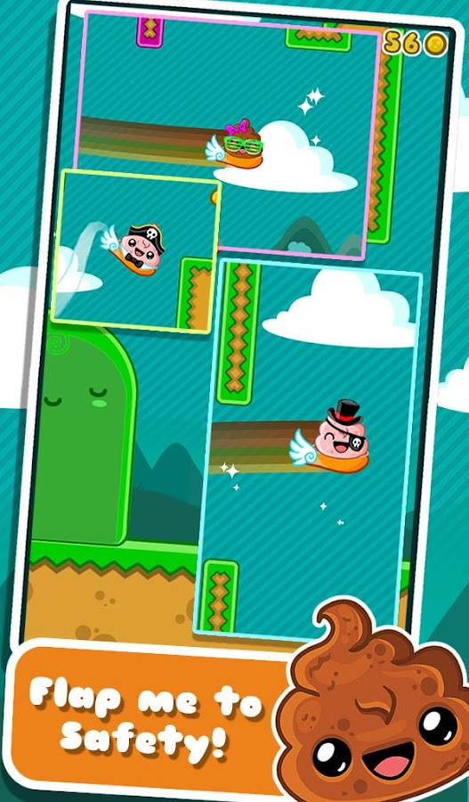 Happy Poo Flap- screenshot