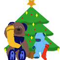 Alb and Santa Claws icon