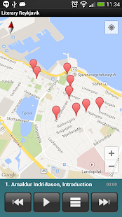 Culture Walks Reykjavík- screenshot thumbnail