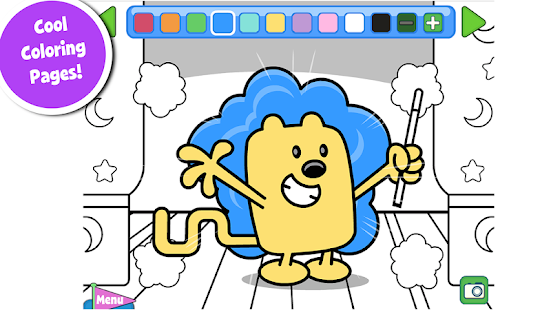 Wubbzy's Magic School- screenshot thumbnail