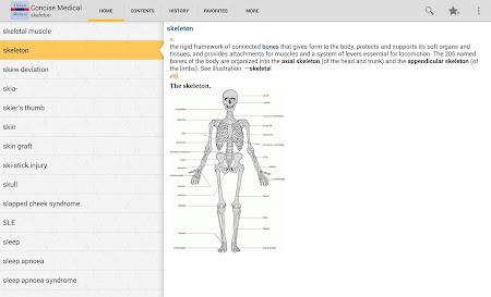 Oxford Medical Dictionary TR 4.3.136 screenshot 75378