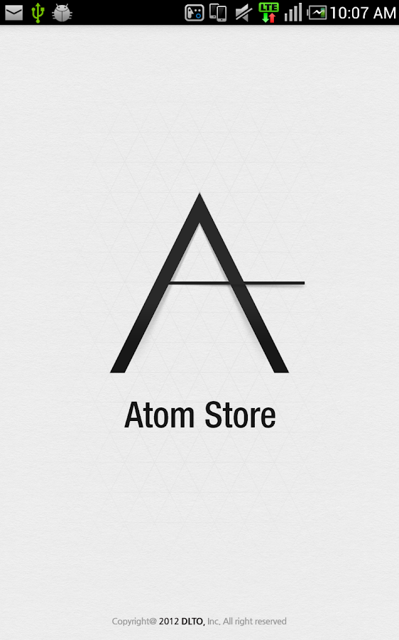 Atom Store - screenshot