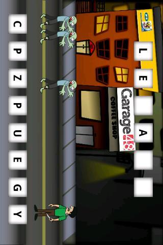Zword- screenshot
