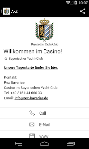 Bayerischer Yacht-Club e.V. screenshot 0