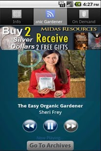 The Easy Organic Gardener - screenshot thumbnail
