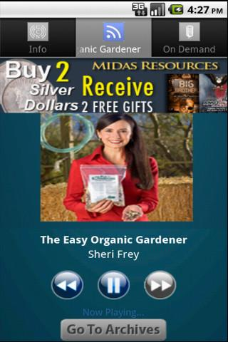 The Easy Organic Gardener - screenshot